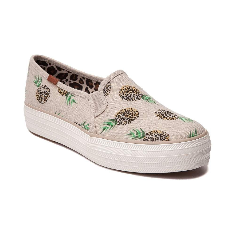 Cool Pineapple Graphics Women¡s Casual Shoes Sneakers Canvas Cool Fashion Designer