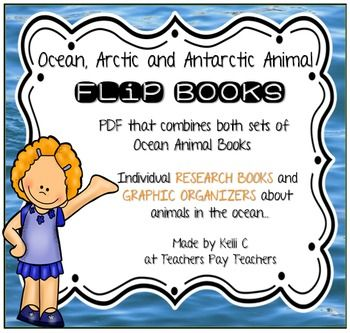 Do you need a great activity to add to your Ocean Unit?  This could be just what you are looking for.    This PDF includes both of my ocean packets of individual animal flip books for many animals in the ocean (see list below).    >>>>>>>>>>>>>>>>>>>>>>>>>>>>>>>>>>>>>>>>>>>>>>>>>>>>>>>>>>>>>>>>SAVE 25% ...