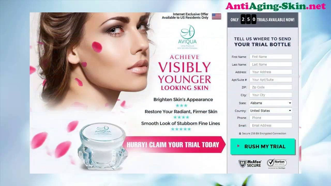 Aviqua Anti Aging Cream Review – The Wonderful Benefits Using ...