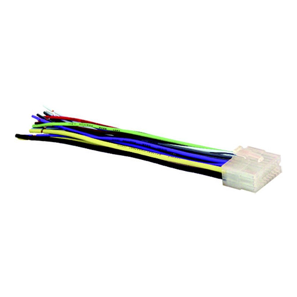 Wiring Harness Clarion 16 Pin Cl1602 2002 Xscorpion Products