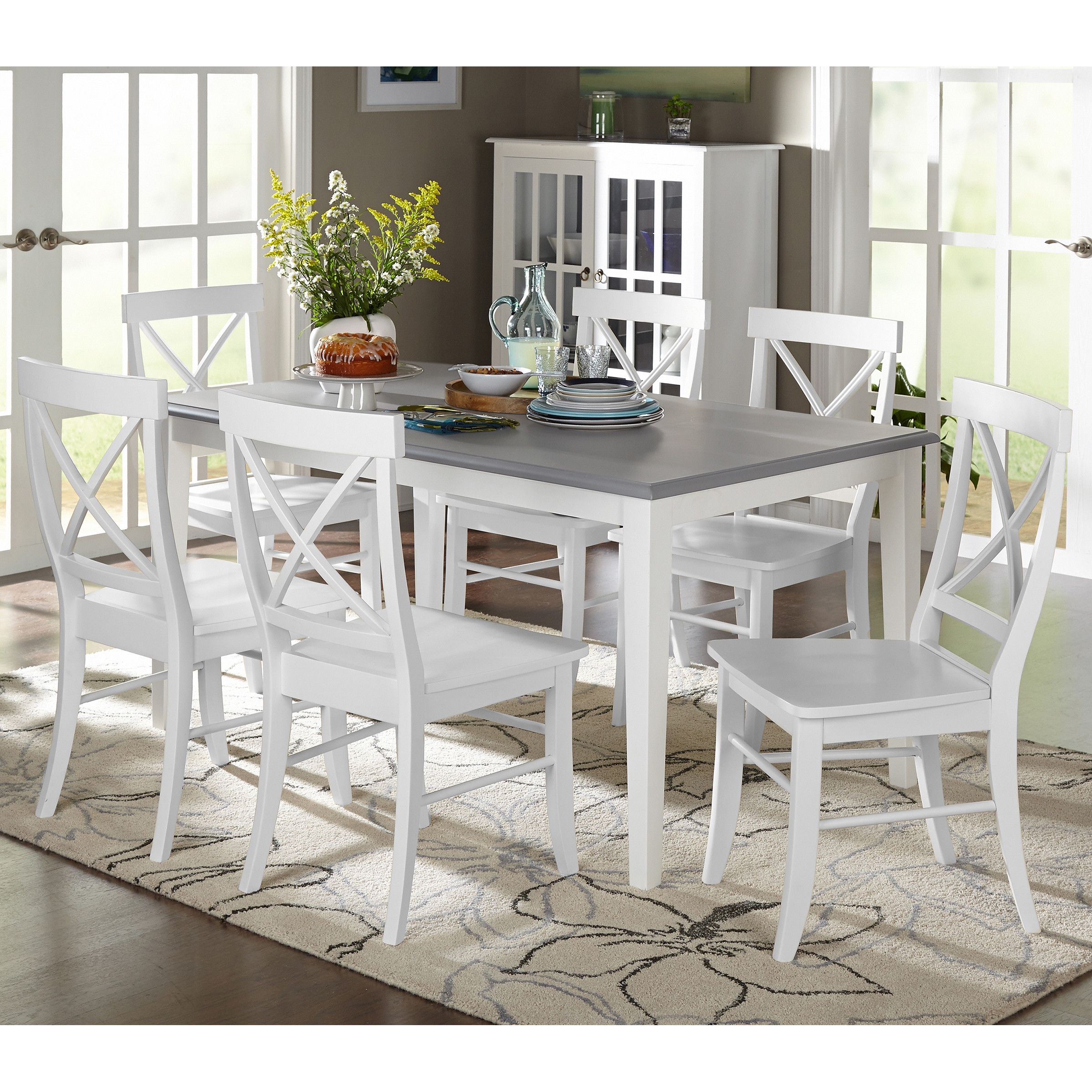 Best Lehigh Acres Dining Set Dining Room Sets Shabby Chic 400 x 300