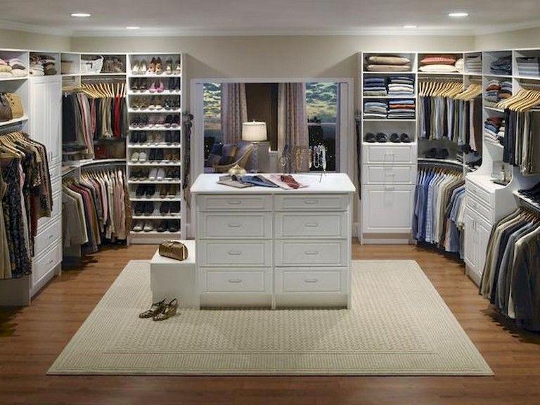 30+ Luxury Bedroom Design Ideas   Bedroom closet design ...