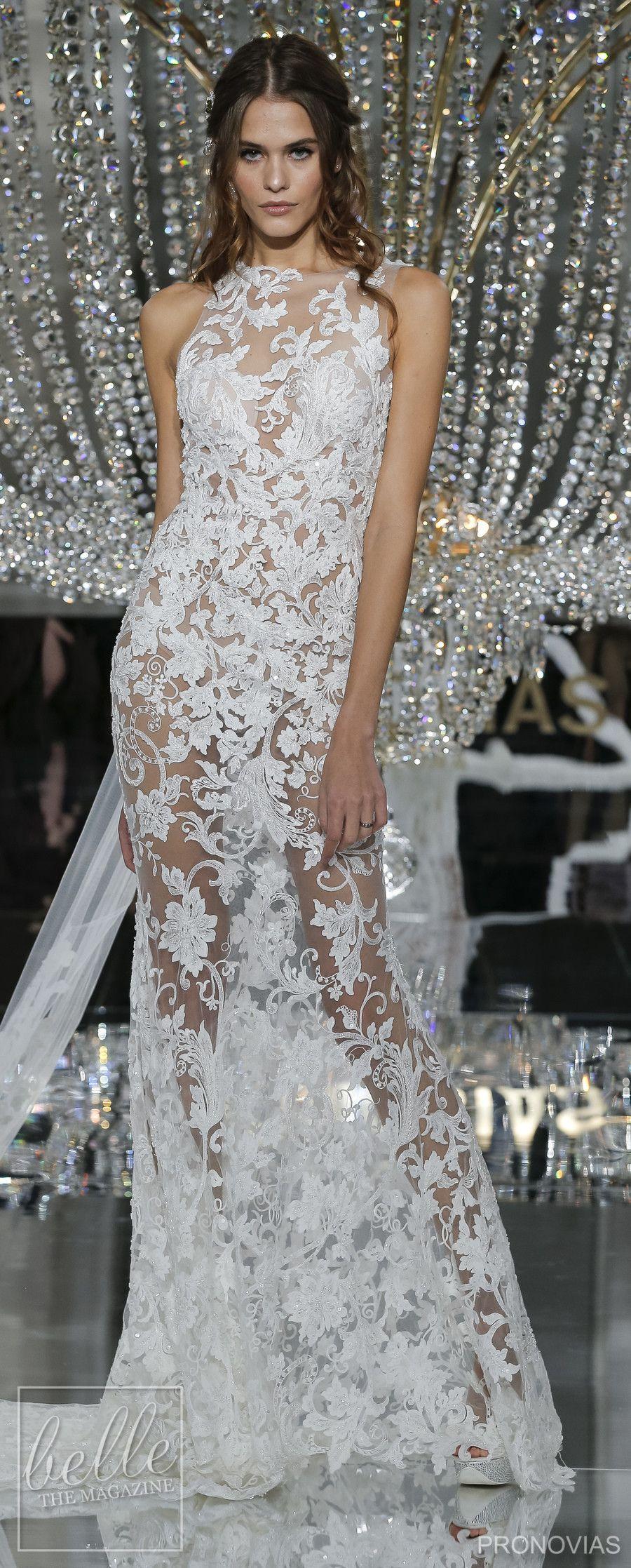 Wedding dresses by pronovias collection new york bridal