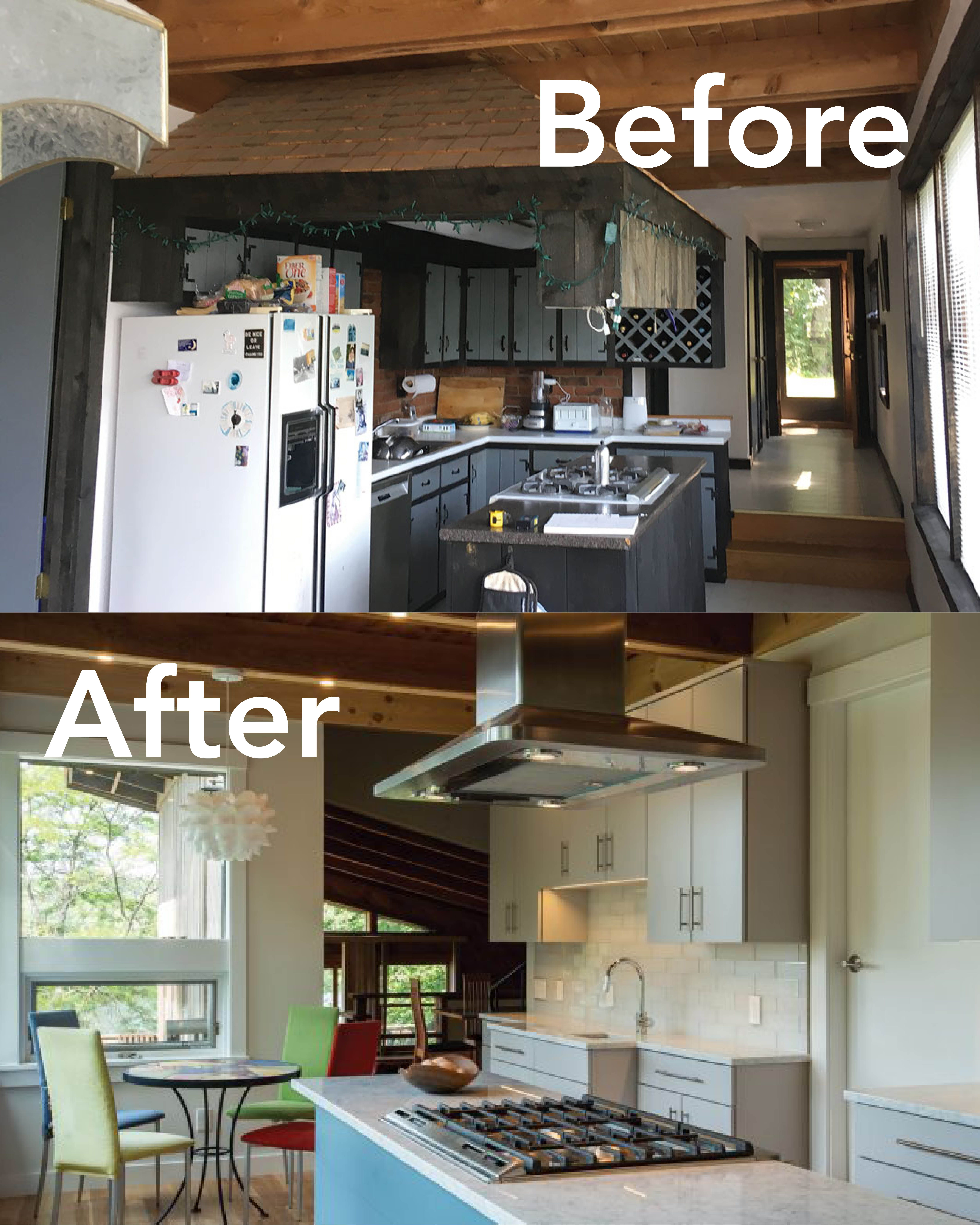 Outdated kitchen from the 12s gets a major facelift   Kitchen ...
