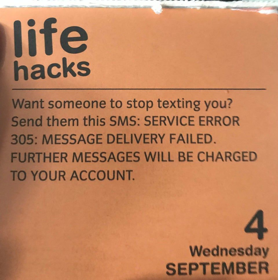 """Finally a useful """"life hack"""" : funny 