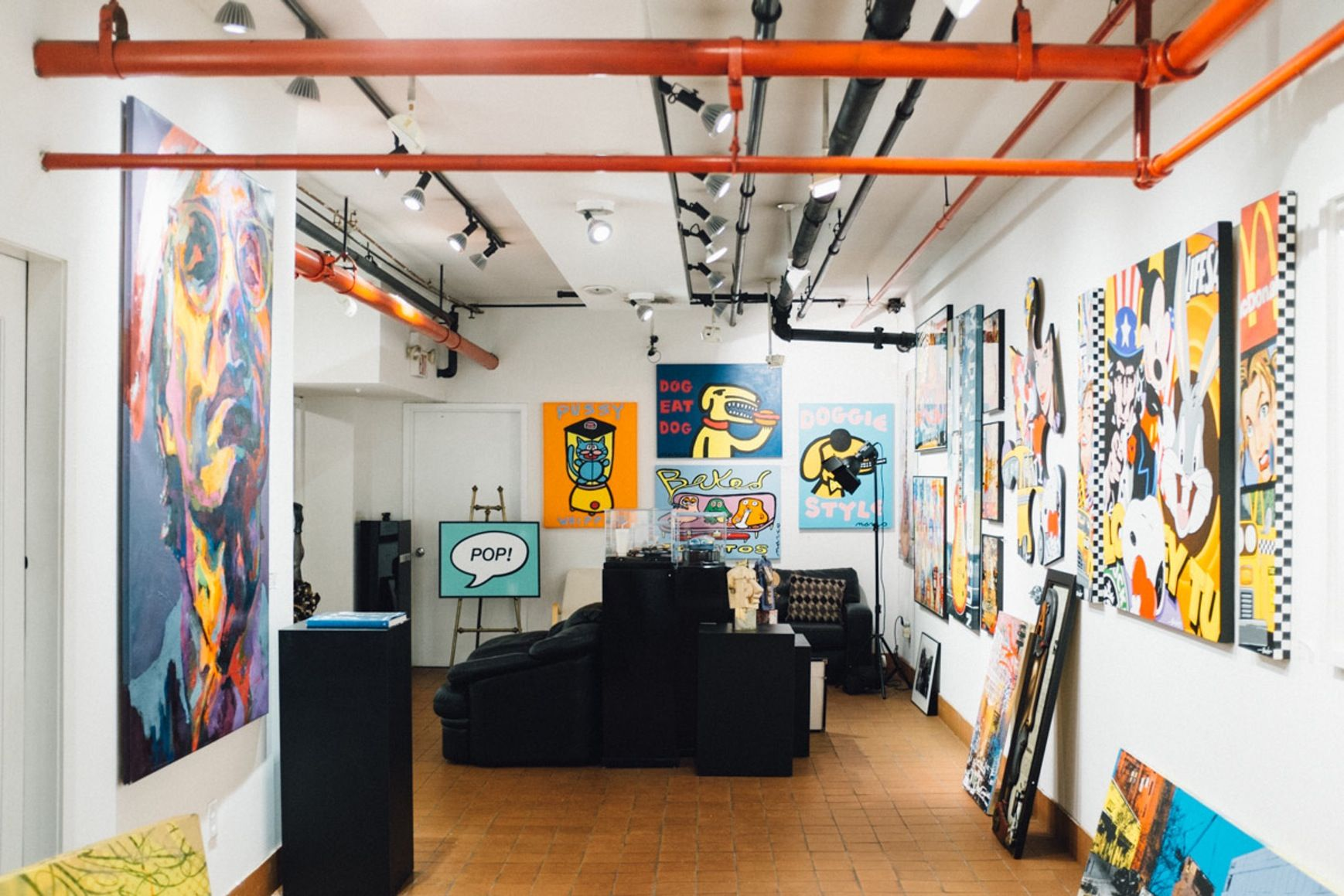 Αποτέλεσμα εικόνας για galleries manhatan