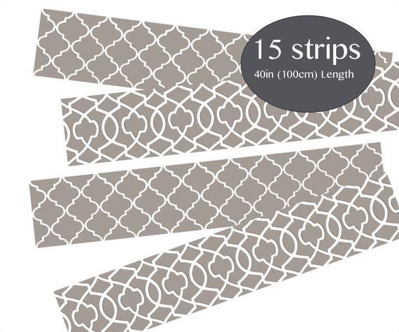 Best 15Steps Stair Riser Vinyl Strips Removable Sticker Peel 640 x 480
