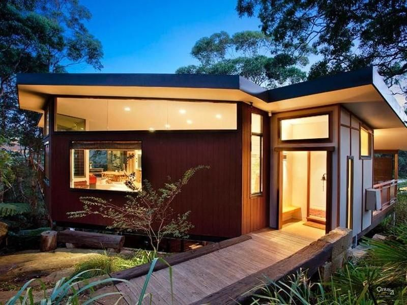 Photo of a timber house exterior from real Australian home - House Facade photo 1269706