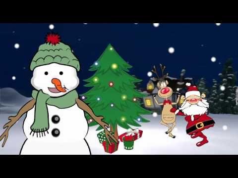Comptine De Noël Vive Le Vent Youtube Noël Maternelle Noel