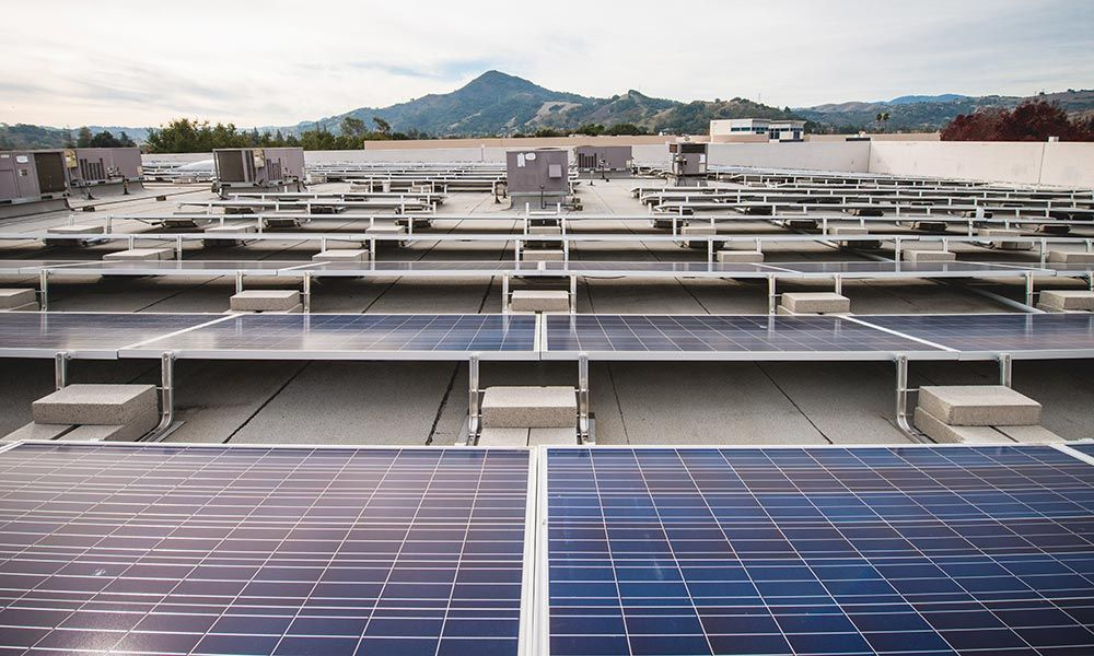 Commercial Solar Energy Business Solutions