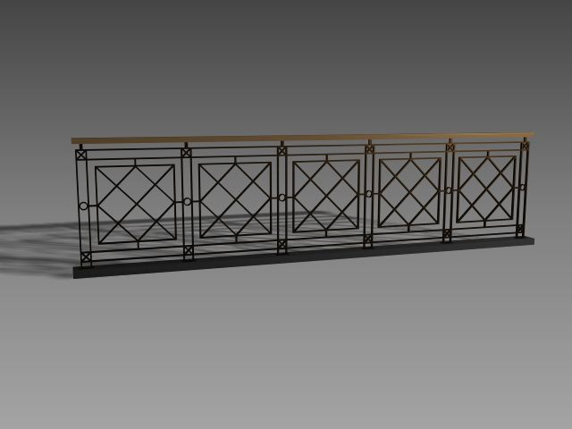 Iron stair design sketches google search ironworks for Balcony handrail design