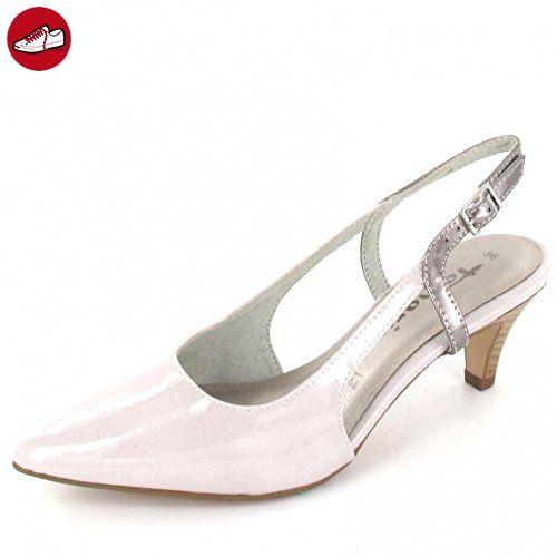 Tamaris 1-29601-28 Schuhe Damen Sling Pumps Sandalen, Schuhgröße:39;Farbe:Schwarz