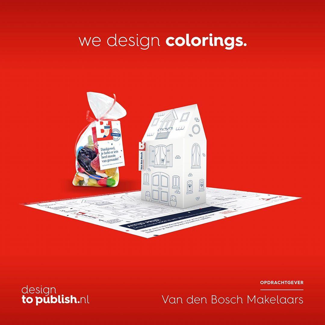 Van Den Bosch Makelaars B V Viert Feest Zij Bestaan 25 Jaar Wonenindongen Bouwplaat Kleurplaat Jubileum Designtopub Instagram Posts Instagram Design
