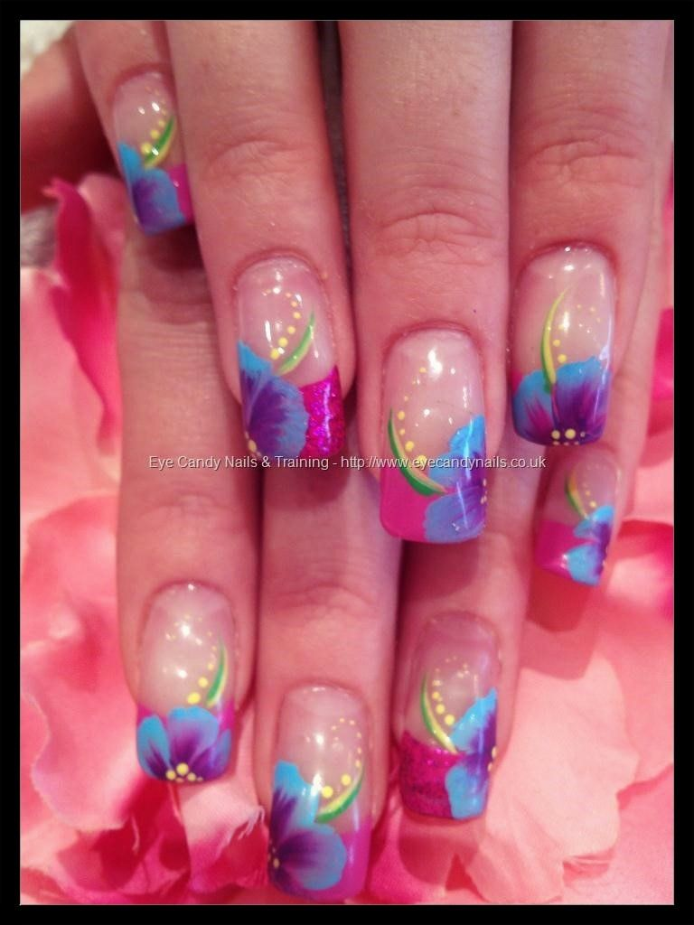 Spring/Summer Nail Art Designs | Spring Nail Arts | Pinterest ...
