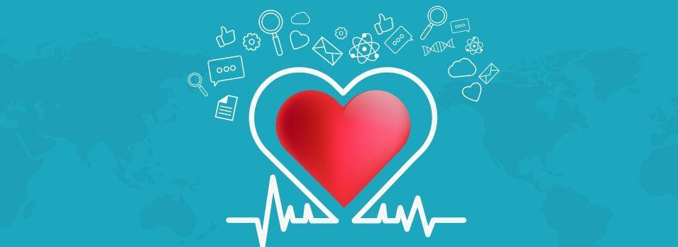 طبي صحي حب تكنولوجيا طبية Banner Medical Background