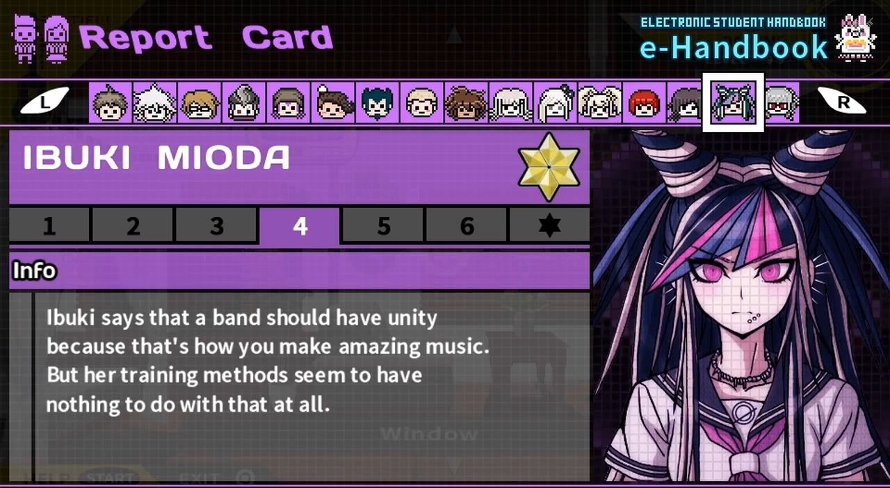 Danganronpa 5 Report Cards Why Is Danganronpa 5 Report Cards So Famous Report Card Danganronpa Report Card Template