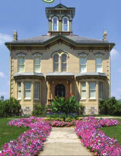 Castle Kilbride National Historic Site Historical Sites Ontario