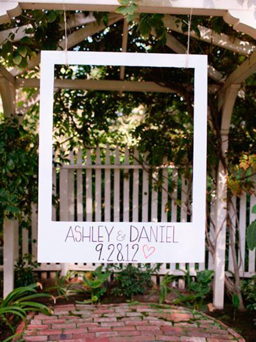 22 detalles que no pueden faltar en tu boda