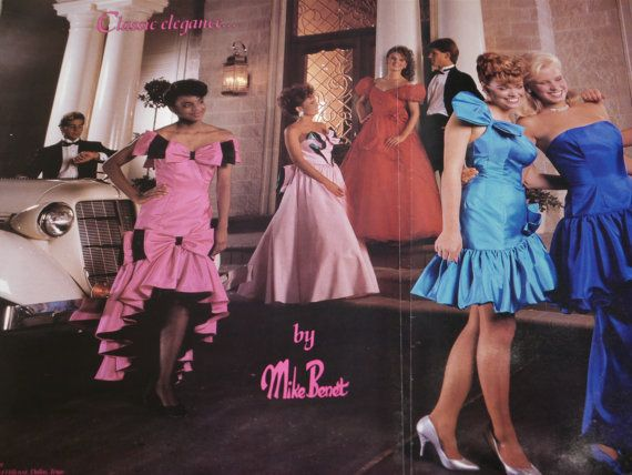 1989 Seventeen Magazine PROM ISSUE | I Was