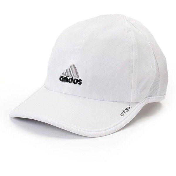 4f3d23cbff7e1 Women s Adidas Adizero II Baseball Hat (315 ARS) ❤ liked on Polyvore  featuring accessories