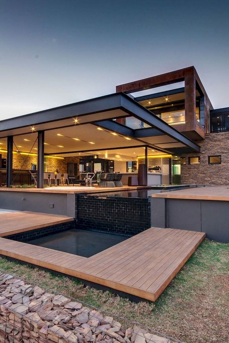80 Marvelous Modern House Architecture Design Ideas House Projects Architecture Modern Adobe House Architecture House