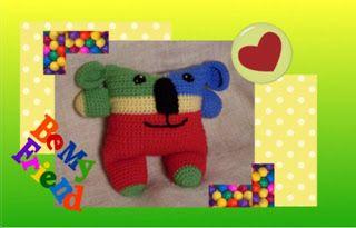 Free Amigurumi Koala Pattern : Best crochet bears images crochet patterns