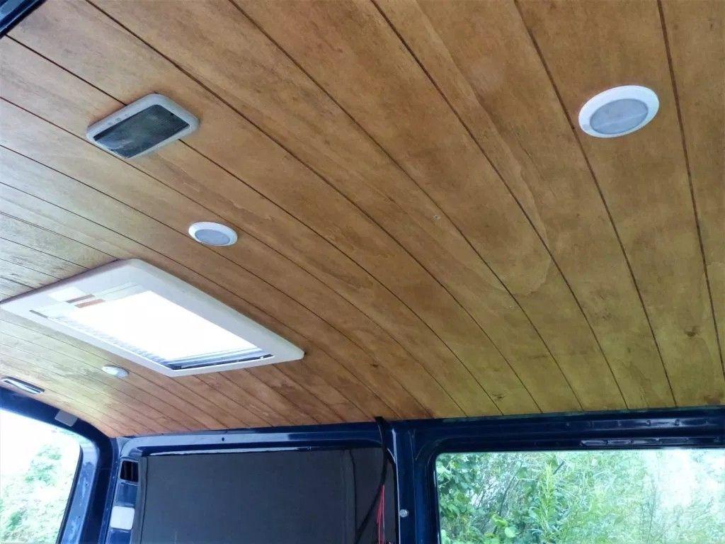 Baue Dir Deinen Eigenen Dachhimmel Aus Holz Holzverkleidung Innenverkleidung Verkleidung