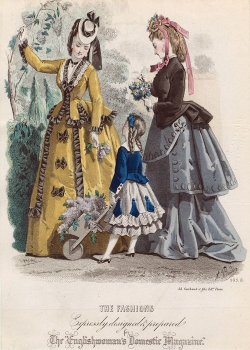 Image result for 18th century fashion influence during the victorian era
