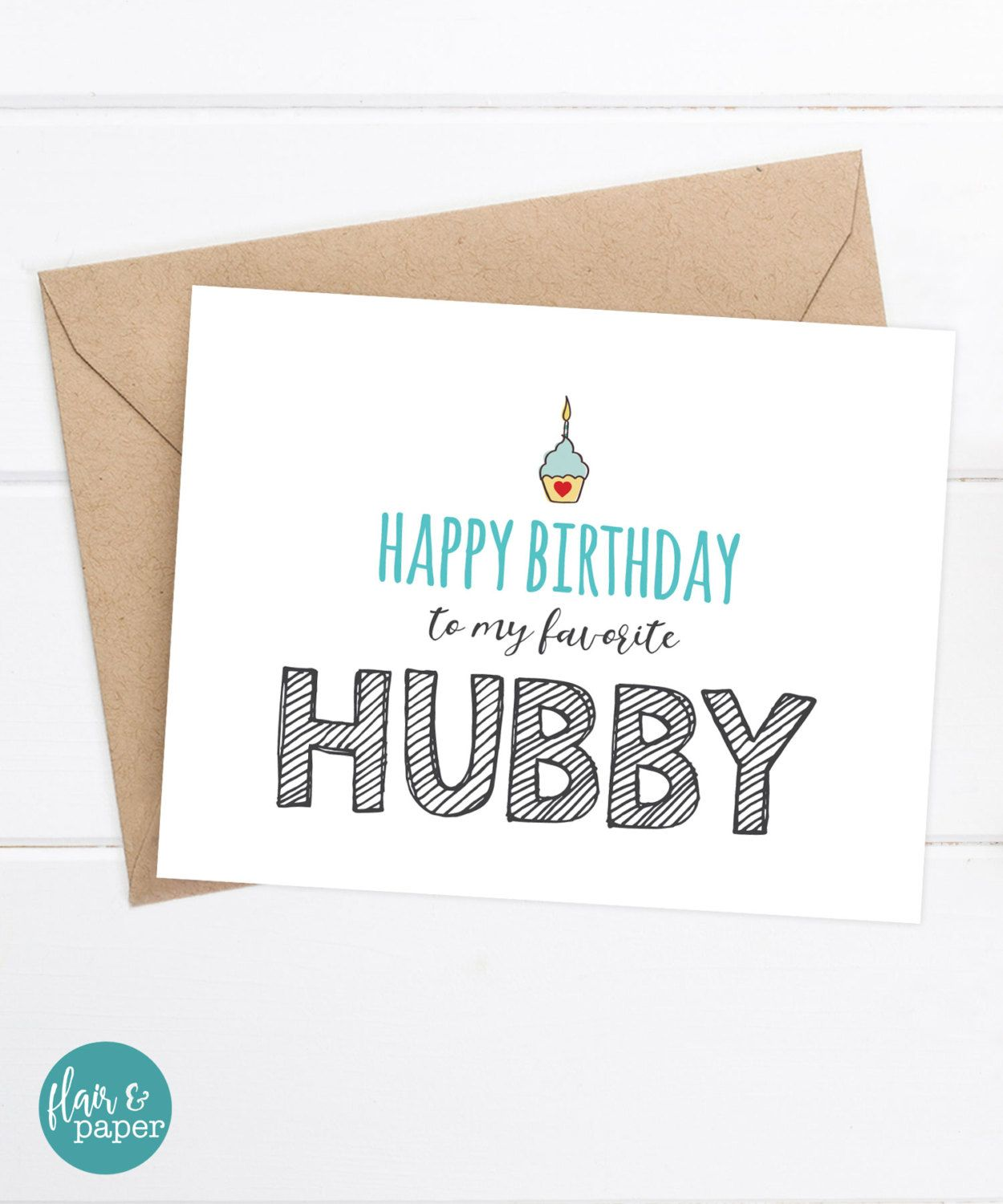Funny Husband Birthday Card By Flairandpaper On Etsy Http Etsy Me 2esqs9p Husband Birthday Card Happy Birthday Ecard Husband Card