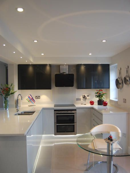 Love This Contemporary Remo Painted Mix Kitchen By Elements Kitchens In  Reading. More Fab Pics