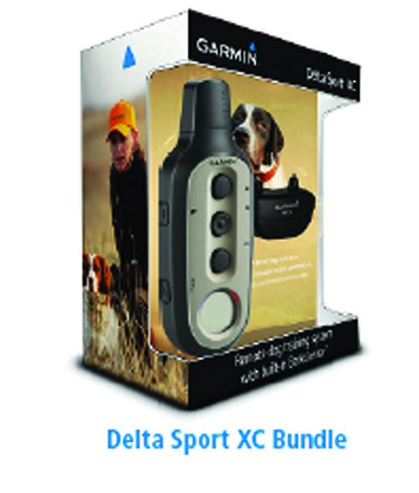 Garmin Delta Sport XC Dog Training Collar