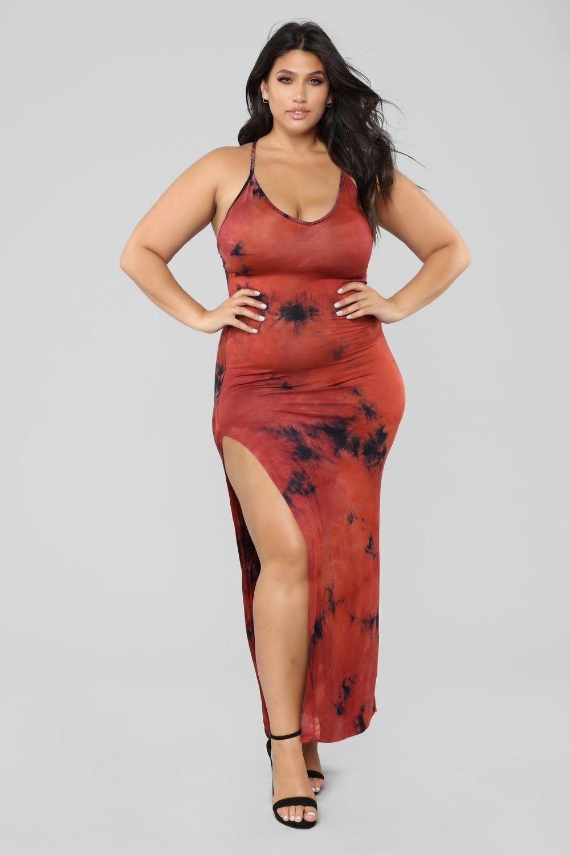 8ecf3203104e1 Latecia Thomas Plus Size Long Dresses