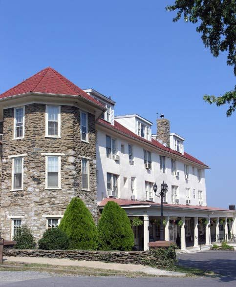 The Hill Top House In Harpers Ferry Wv Beautiful Historic Hotel Settled Atop Mountain I Had My Wedding Anniversary Dinner Here Back 2003