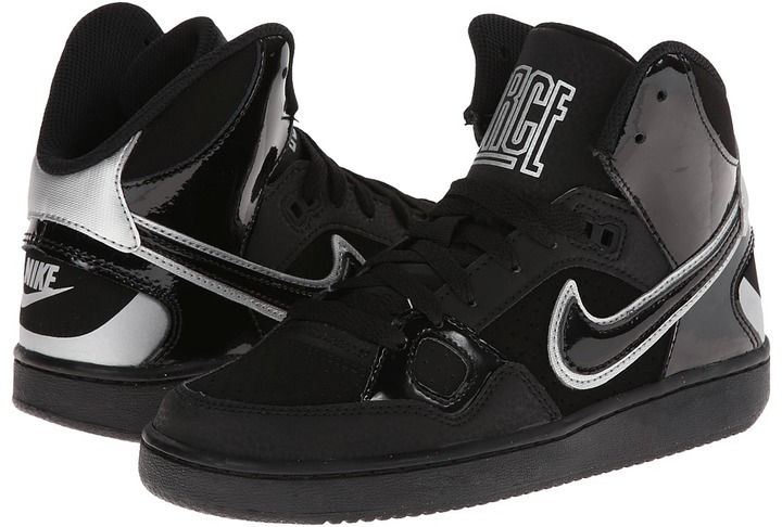 Nike Son of Force Mid (Big Kid) on shopstyle.com