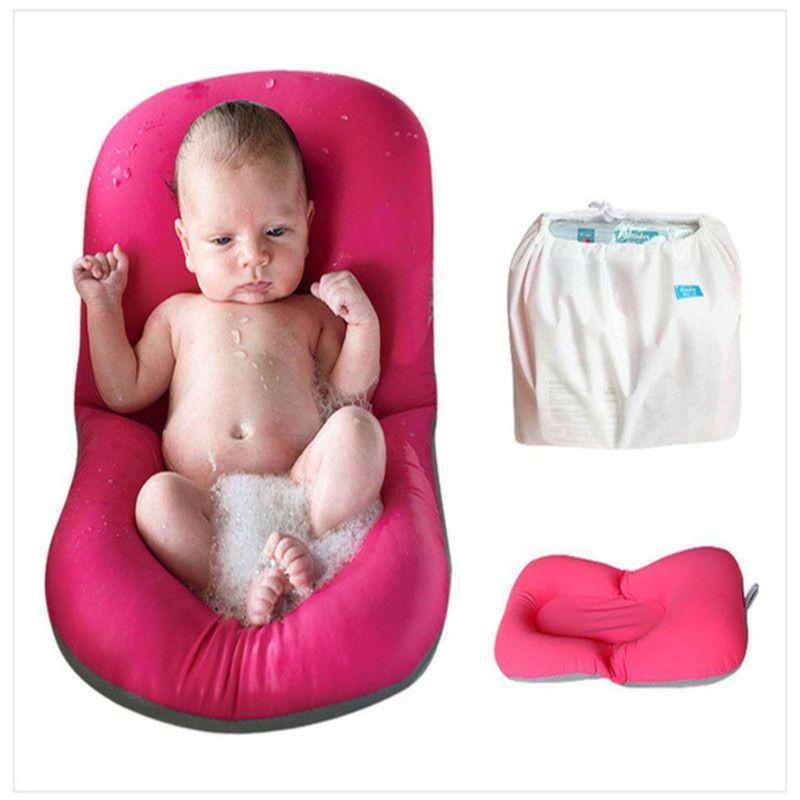 Swell Baby Bath Pillow Baby Registry Baby Tub Baby Bath Ring Creativecarmelina Interior Chair Design Creativecarmelinacom