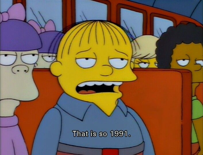 The Simpsons | Ralph wiggum, The simpsons, Simpsons quotes