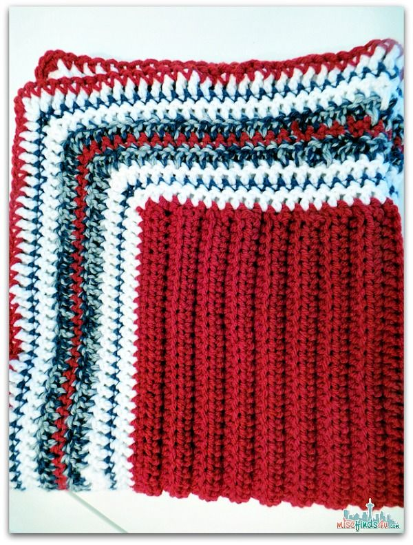 Free Crochet Patterns: Kids Lapighan - Beginner Friendly | Decken