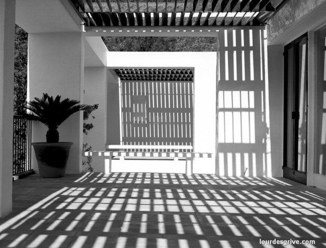 Josep Lluis Sert: Patio. Ibiza.