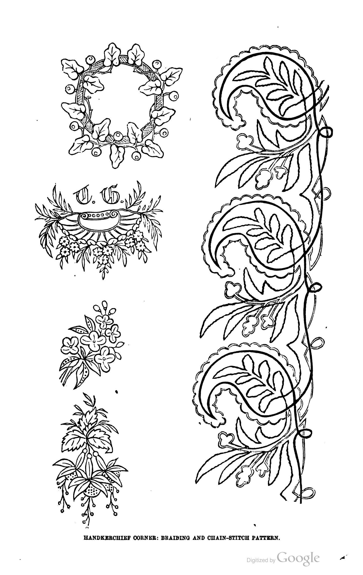 Pin by Nüket Ayok on Nakış desenleri | Pinterest | Embroidery ...