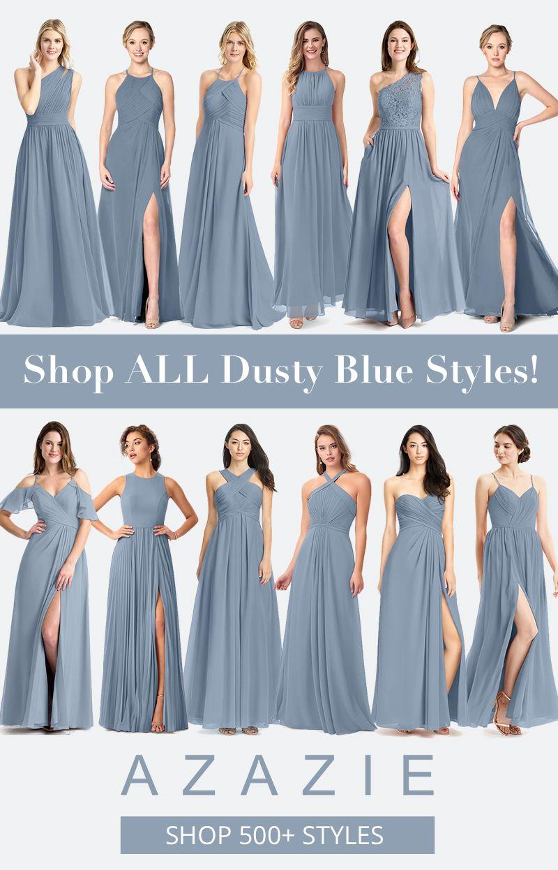 Shop Dusty Blue Bridesmaid Dresses Powder Blue Bridesmaid Dress Dusty Blue Bridesmaid Dresses Grey Blue Bridesmaid Dresses [ 1246 x 800 Pixel ]