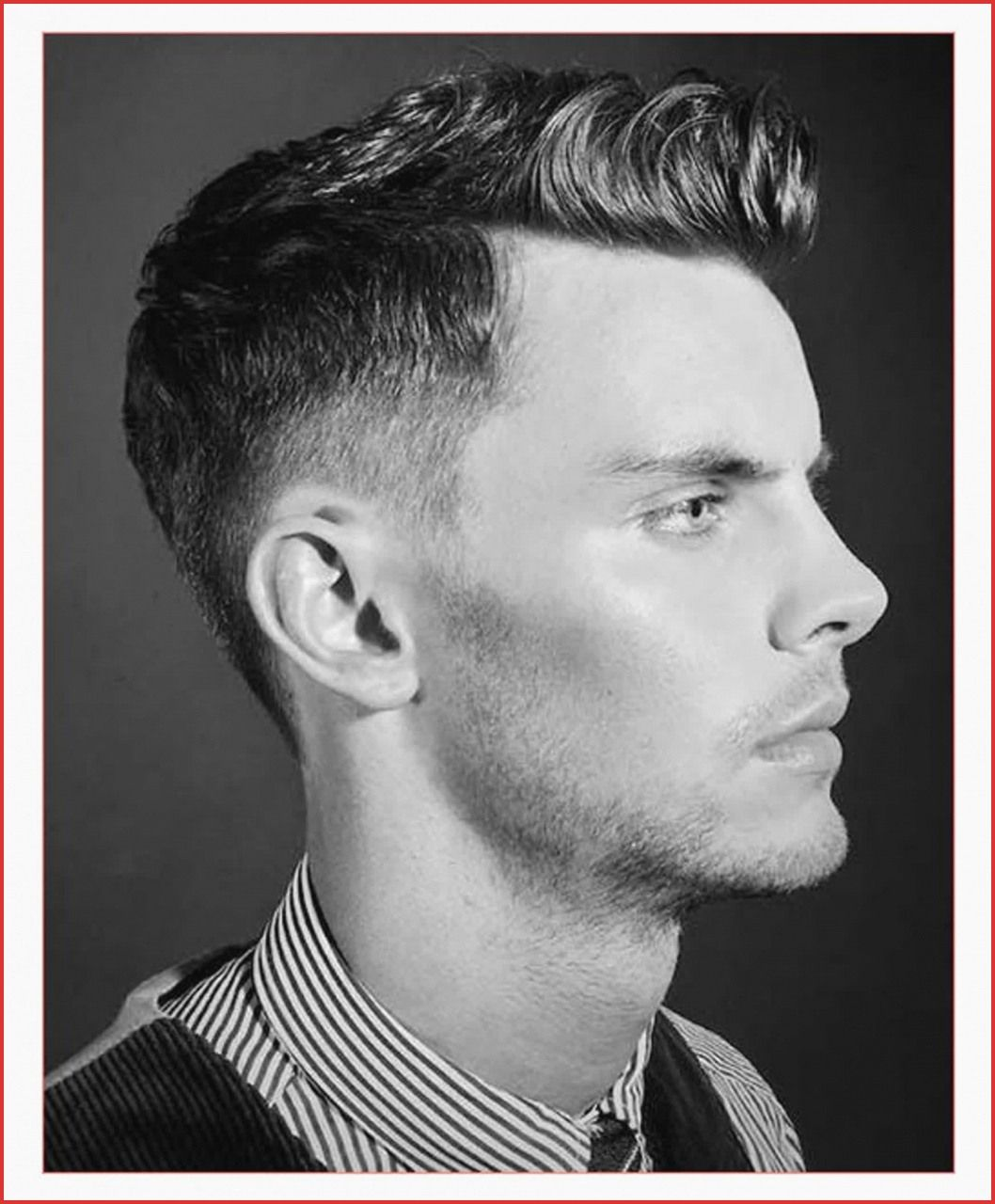 1930 Mens Hairstyles - Hairstyle For Short Hair