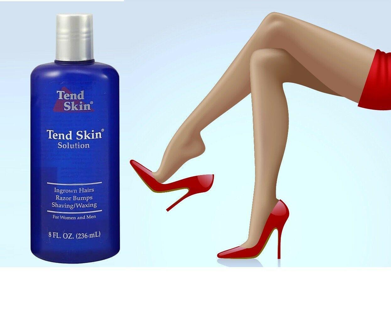 Tend Skin 8oz Solution Liquid Ingrown Hair Razor Bumps Burns Exp 12 2020 Ebay In 2020 Tend Skin Ingrown Hair Razor Bumps