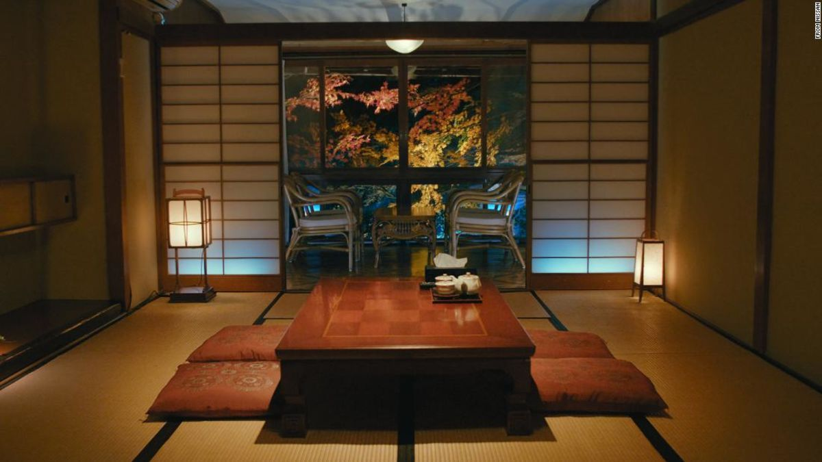 nissan s new japan hotel takes automation to a new level japanese hotel ryokan japanese traditional pinterest
