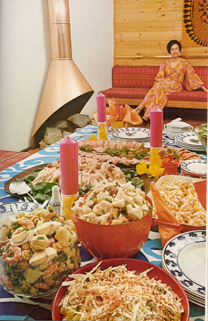 This Has It All Retro Recipes Food 70s Food