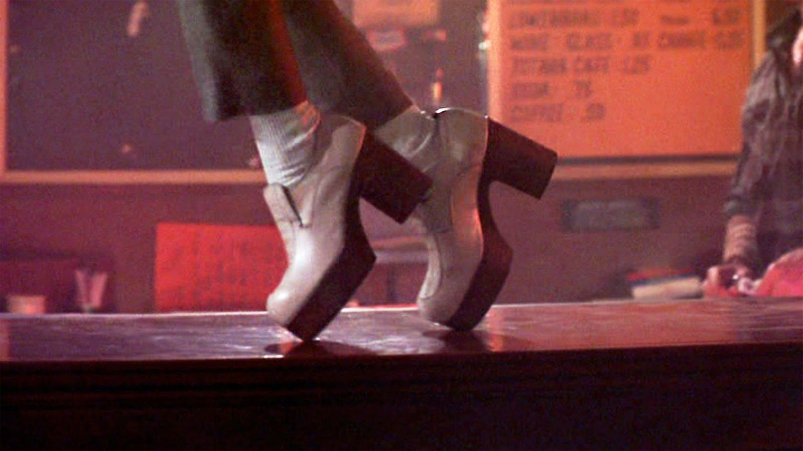 Image result for peewee herman dancing on bar