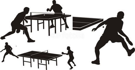 Search Photos Silhouette Ping Pong Silhouette Illustration