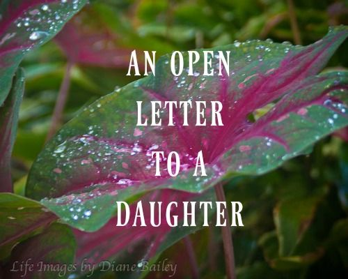 An Open Letter from One Estranged Mother to Her Daughter (Or Any