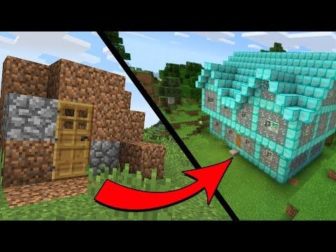 The Best And Safest House Ever Created In Minecraft This Modern - Best minecraft house ever