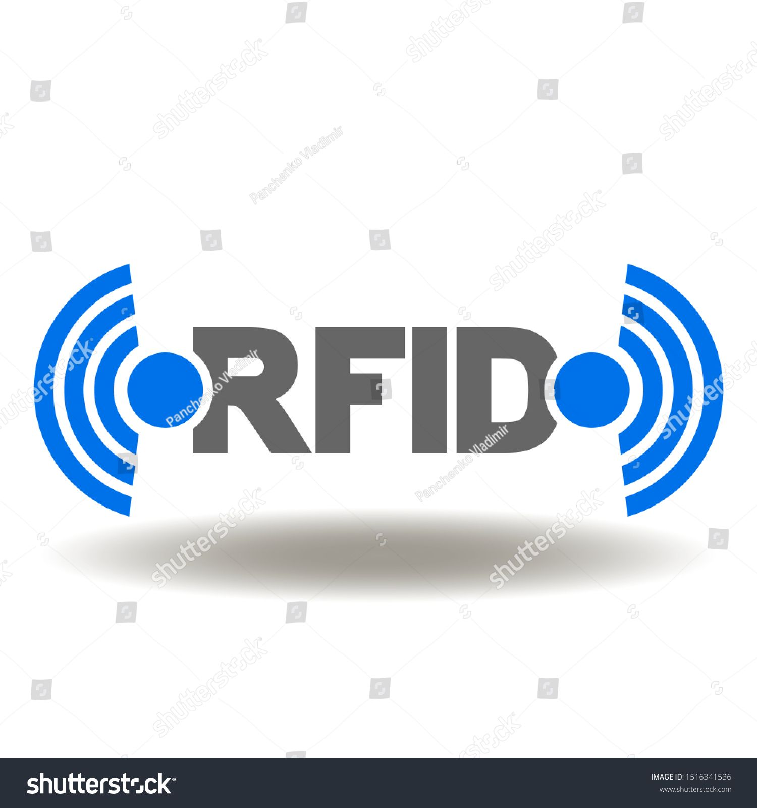 RFID Radio Frequency Identification Tag Electronic