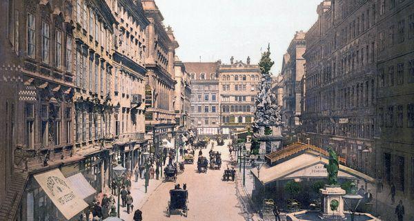 Knize Impressions From Vienna Vienna Austrian Empire Wien